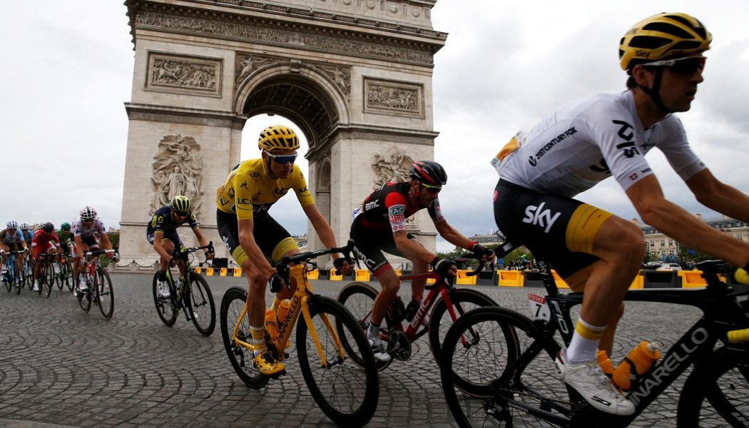 Continental becomes official partner of the Tour de France