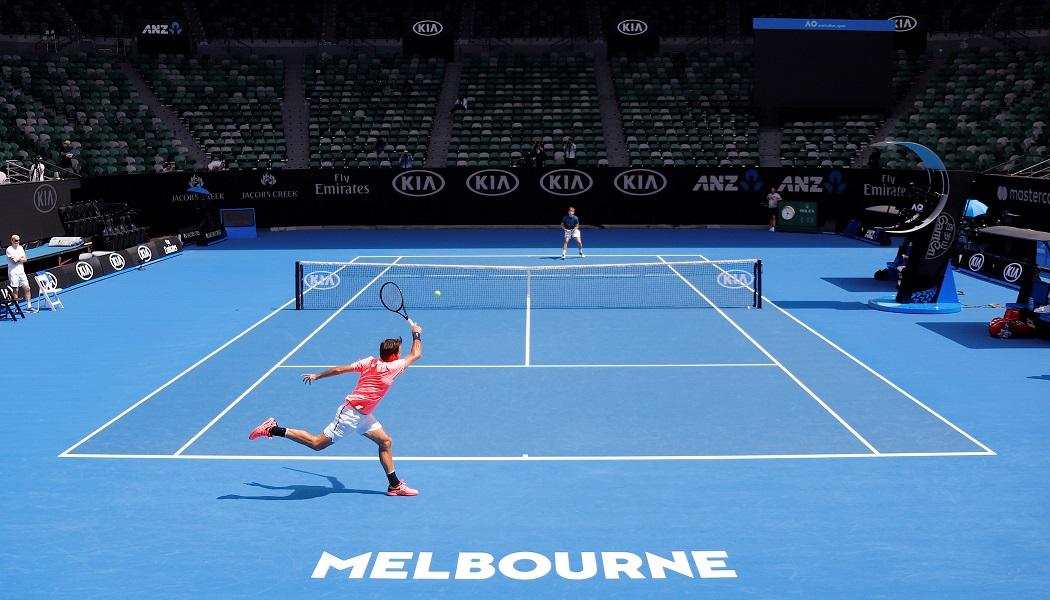 Australian Open 2021 Draw