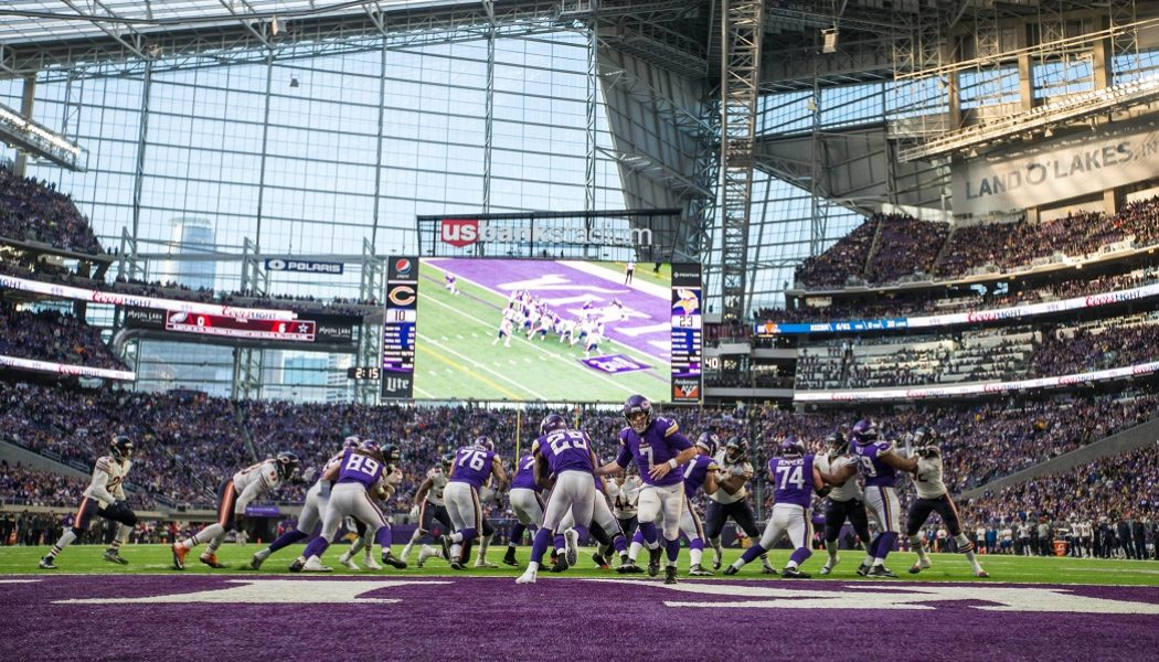 448f960ddca00 Minnesota Vikings become first NFL team to launch VR application for Oculus