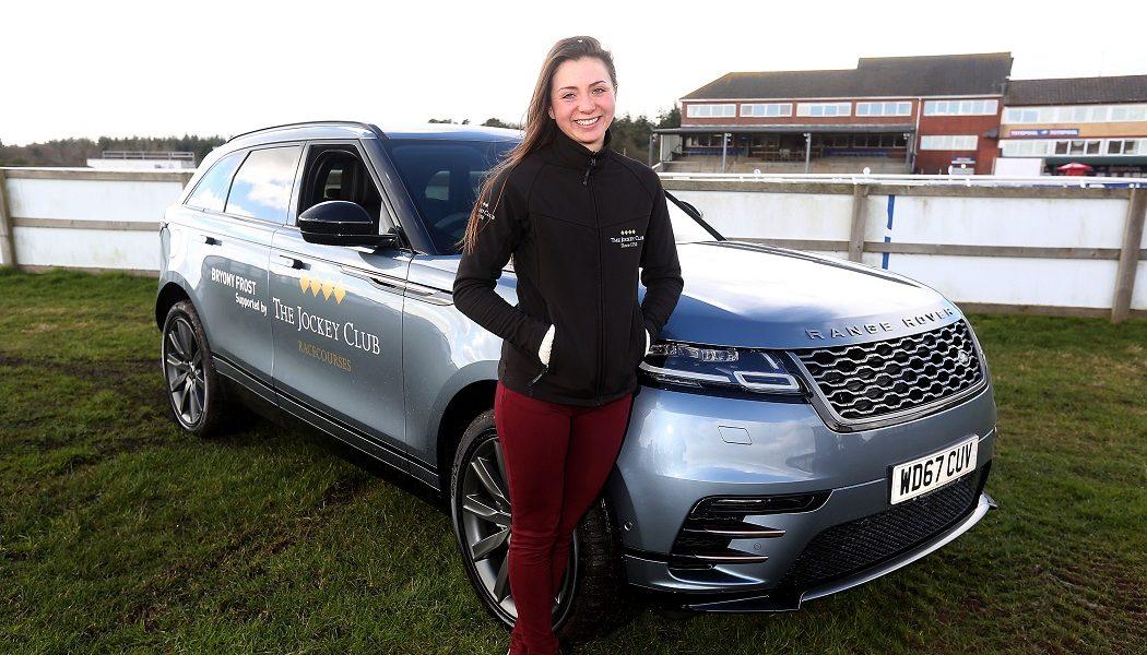 Bryony Frost Named Ambassador For Jockey Club Racecourses