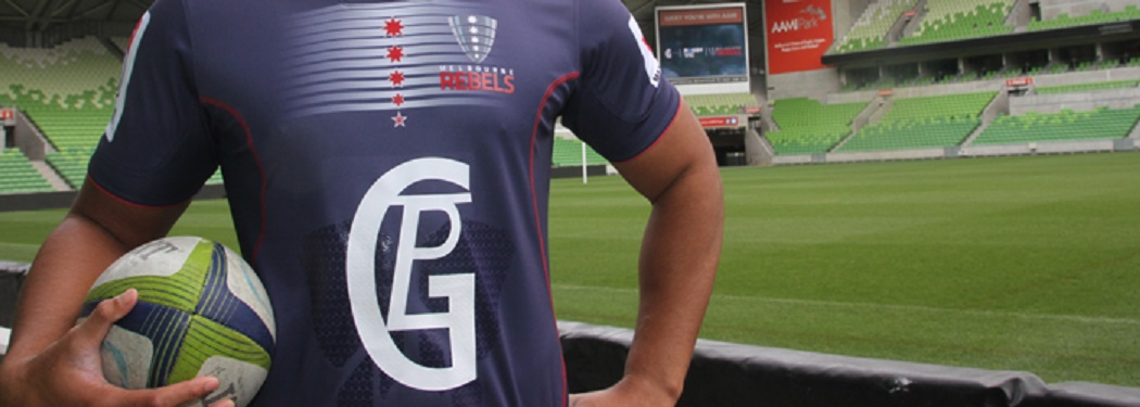 deaa7a5cfcf Melbourne Rebels Announce Jersey Deal With Legacy Property