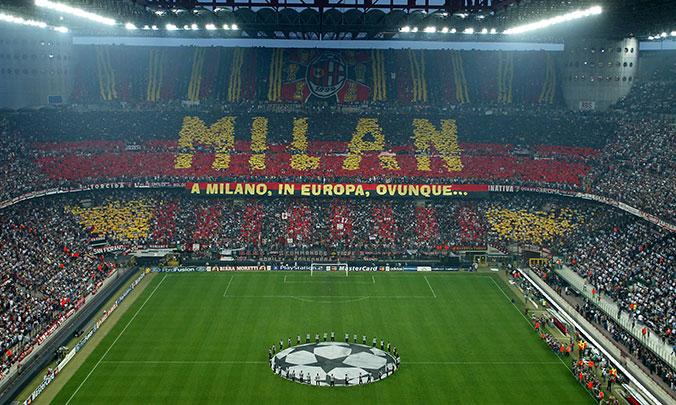 Milan Council Approves 15m San Siro Renovation