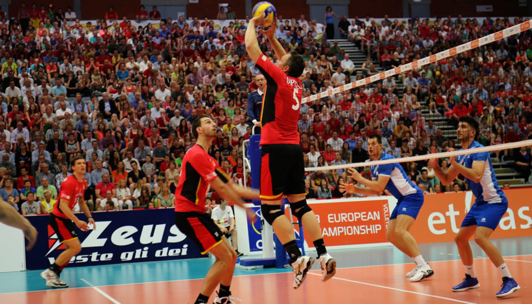 European Volleyball Confederation Archives - iSportConnect