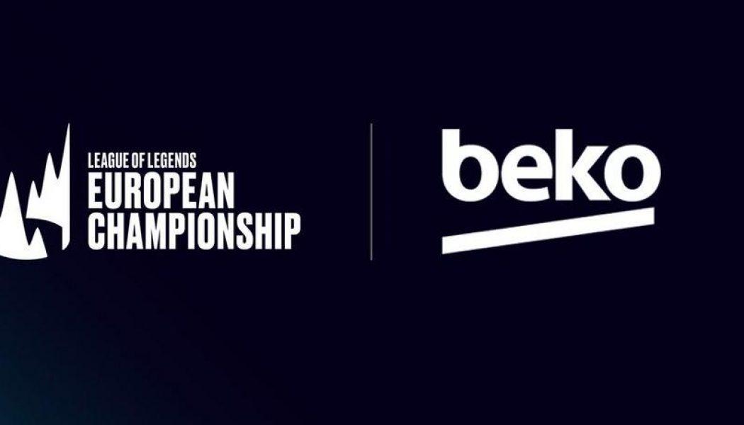Beko Backs League Of Legends Championship - iSportConnect